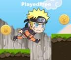 Naruto Jump Training